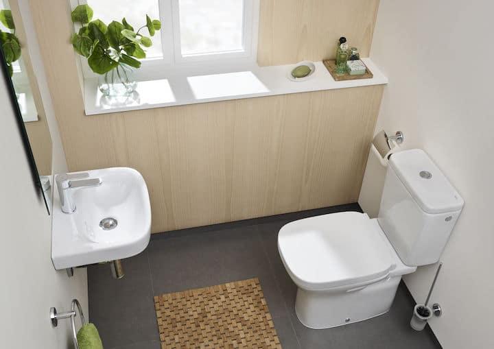 Mała toaleta - jak urządzić 1