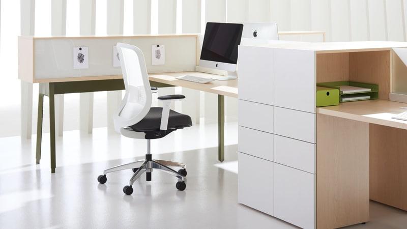 Krzesła obrotowe – jak wybrać odpowiedni model? 1