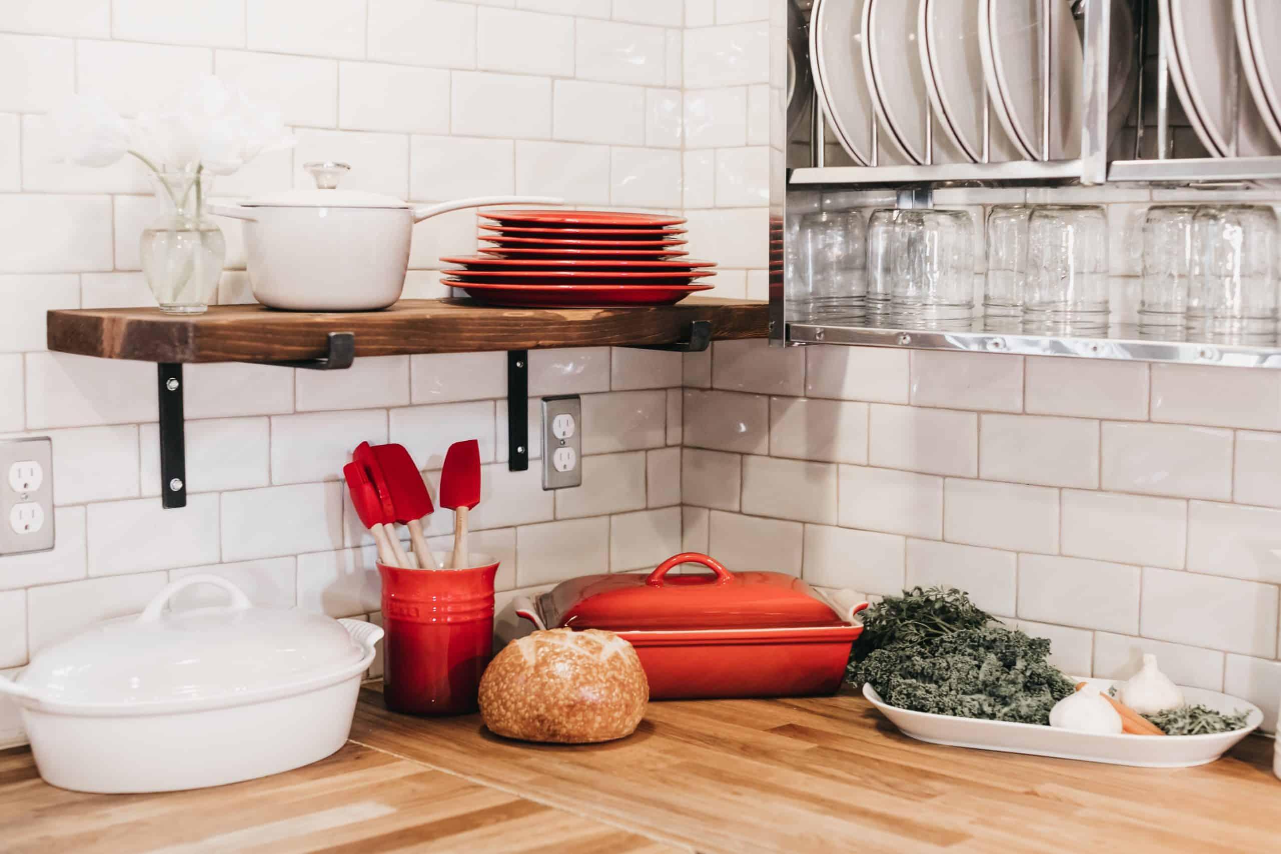 Wyposażenie kuchni i jadalni z Vialli Design 1