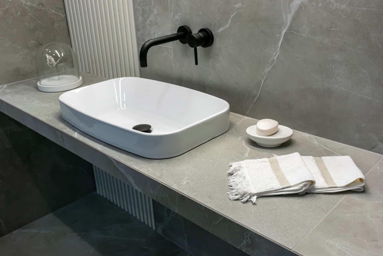 Umywalki nablatowe – dla piękna i wygody korzystania z łazienki 1
