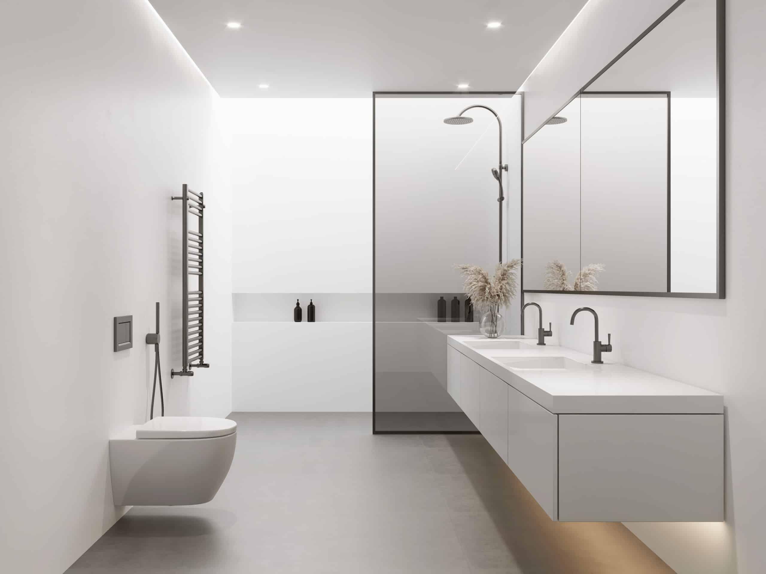 Baterie i słuchawki łazienkowe, które mogą sprawdzić się w twoim domu 1