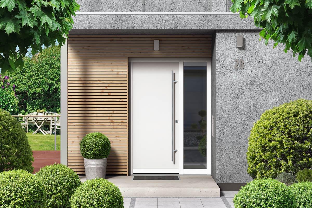 Nowoczesne drzwi wejściowe – design, funkcjonalność i troska o ekologię w jednym 1