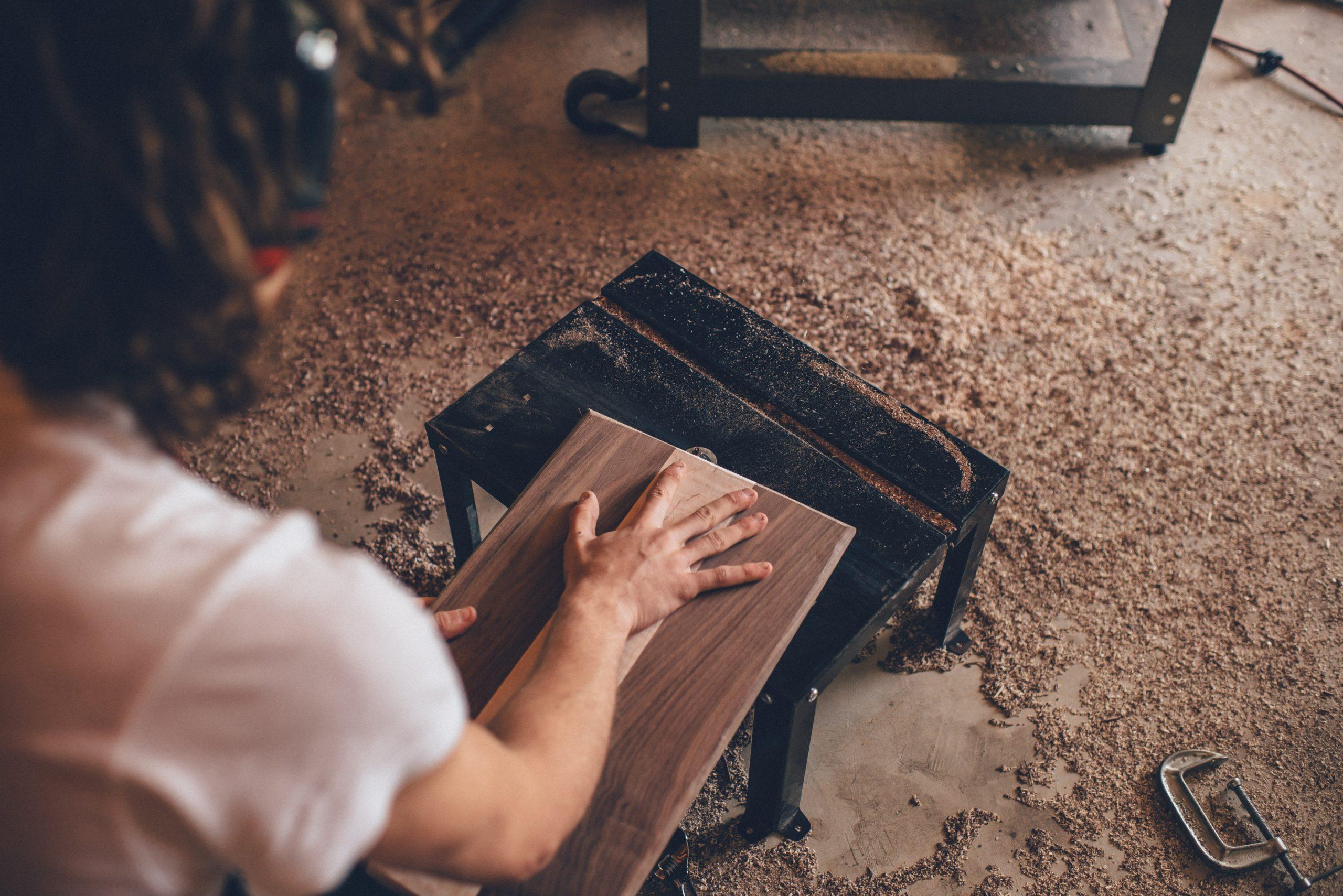 Obróbka drewna - czego będziesz potrzebować? 1