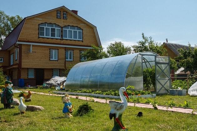 Szklarnie ogrodowe z poliwęglanu w konstrukcji stalowej – wybór na lata! 1