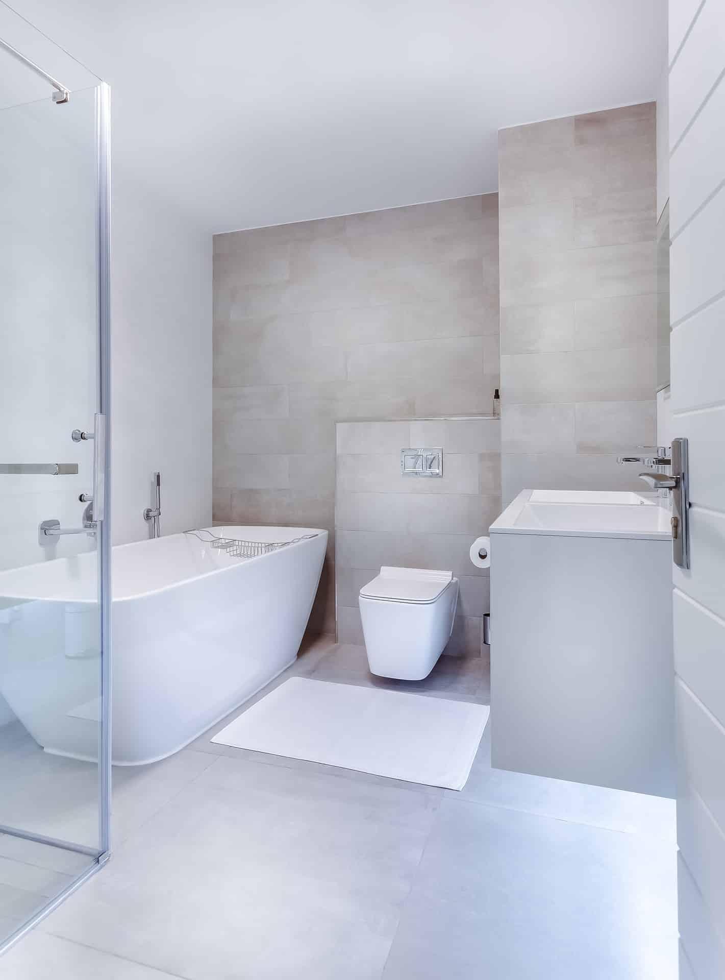 Jak wybrać płytki do małej łazienki? 1