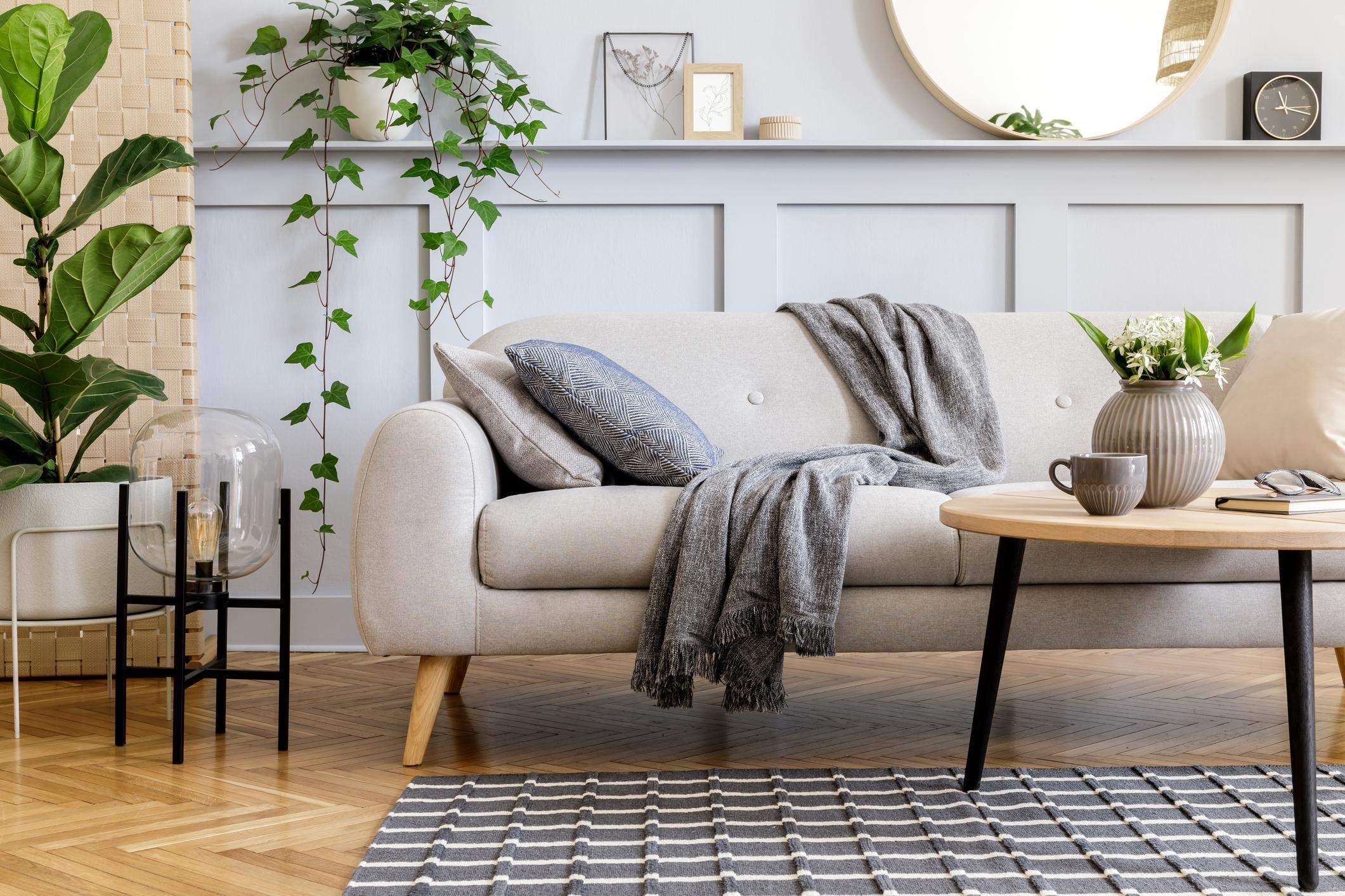Aranżacja salonu – jak przeprowadzić metamorfozę wnętrza? 1